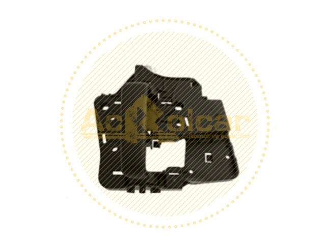FIAT SCUDO DAL 03.2006> MANIGLIA INTERNA PORTA LATERALE DX PLASTICA NERA