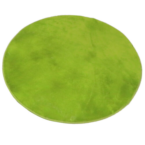 Runde Matten für Kinder Spielhaus Weich Teppich Bodenmatte Kreisförmig