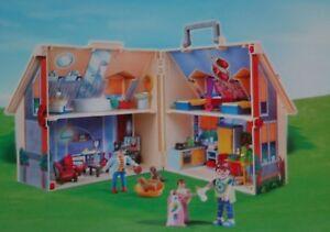 Détails sur Playmobil -- Pièce de rechange -- Maison transportable 10 --