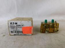 Eaton NSB 10250T2C Contact Block