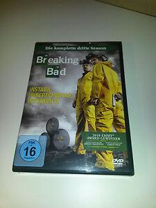 Breaking Bad - Staffel 3 (2012) - Deutschland - Breaking Bad - Staffel 3 (2012) - Deutschland