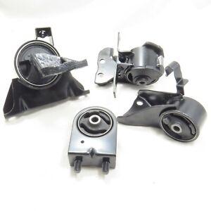 Engine-Motor-amp-Automatic-Trans-Mount-Set-of-4-for-Mazda-Protege-2-0L-2001-2003