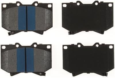 Disc Brake Pad Set-TitaniuMetallic II Disc Brake Pad Front Bendix MKD812