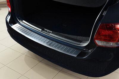 LADEKANTENSCHUTZ MIT ABKANTUNG CARBON LOOK FÜR BMW 3 GT FL 2017