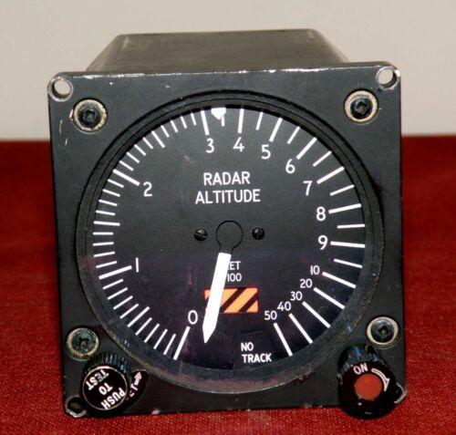 Height indicator radar altitude  0203 KIR 01  Military Aircraft