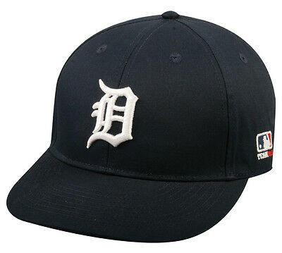 Detroit-Tigers-MLB-Adult-Cotton-Twill-Adjustable-Cap-Hat