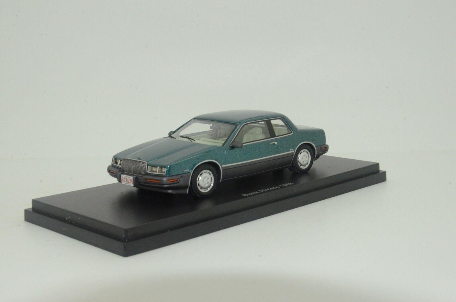 Buick Riviera 1988 Bos rara 1 43
