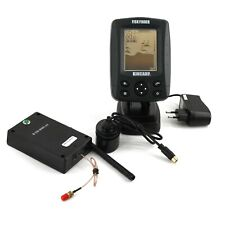 Carp Fishing Bait Boat Grayscale Wireless Fishfinder with Rechargeable Battery
