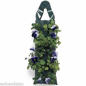 Flower-Hanging-Bag-Pouch-Basket-Drop-Ideal-for-Herbs-Strawberries-Bedding-Plants