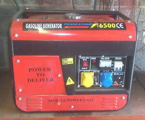 Cannon-Tools-Ltd-Powerstorm-6500-Mobile-Power-Unit-Generator
