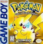 Pokémon: Yellow Version -- Special Pikachu Edition (Nintendo Game Boy, 1999)