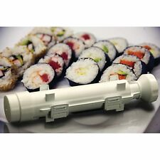 SUSHI BAZOOKA Roller Making Kit Rolls DIY Maker 2016 Set Chef Easy Camp