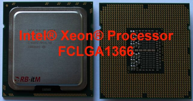 2 Stück - Intel® Xeon® Processor E5530 - 2,4 GHz - SLBF7 - FCLGA1366