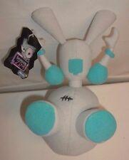 "Invader Zim Gir Robot Plush Stuffed Toy Nickelodeon Viacom 2002 10"" Doll NWTS"