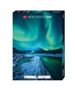 (HY29549) - Heye Puzzles - 1000 Pc - Northern Lights