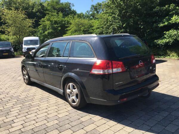 Opel Vectra 1,9 CDTi Elegance stc. - billede 3