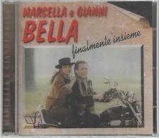 MARCELLA GIANNI BELLA FINALMENTE INSIEME CD F.C. SIGILLATO!!!