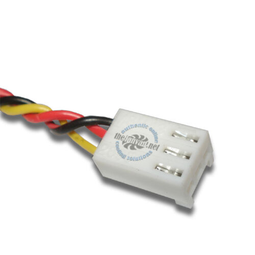 Screws EC8015M05CA  USA SELLER Evercool 80mm x 15mm 5v 3 pin Ball Bearing Fan