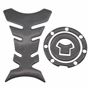 Fuel Gas Cap cover pad sticker For  Honda CBR 400 600 F2 F3 F4 F4i RVF VFR CB400