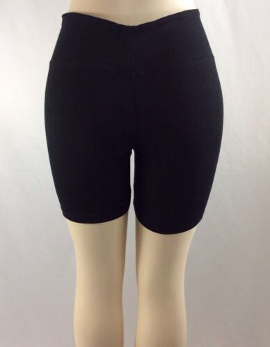 Venley Women/'s Shorts 95/% Cotton Plain Black Size XL