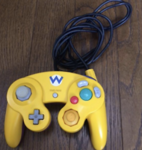 Club-Nintendo-Limited-GameCube-Controller-wario-Japan-Super-Rare-From-Japan-Exc