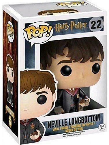 #116 48068 Funko POP Movies VINILE personaggio-Neville Longbottom Harry Potter