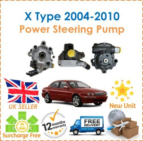 Para Jaguar X Tipo X400 2.0D 2.2D 2004-2010 Bomba De Dirección Asistida 4X4Q-3A674-BA Nuevo