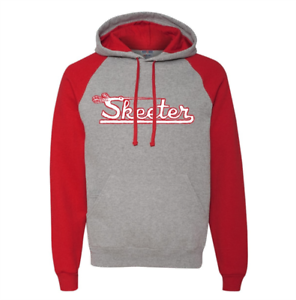 Skeeter Classic Applique Hoodie Large