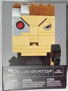 Charmant Mega Bloks Kubros 25 Terminator Genisys T-800 Guardian Construction Set-afficher Le Titre D'origine Techniques Modernes