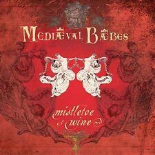 MEDIAEVAL BAEBES Mistletoe & Wine (CD 2003) 15 Songs Made in Canada MINT