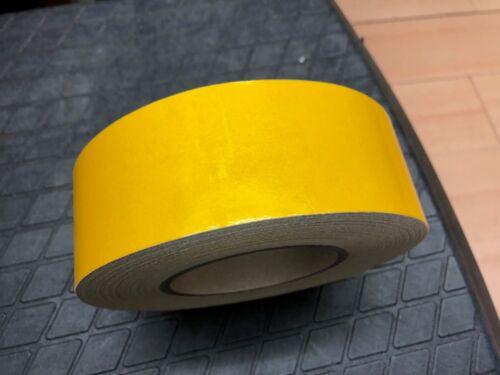 US Army orig. Reflexband Reflektorband 50mm 45m gelb  Reflexfolie Reflektor