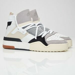 11 Toutes Boost Wang tailles 3 Adidas Blanc Bball X Cuir Alexander Cm7824 AwUUPx8R