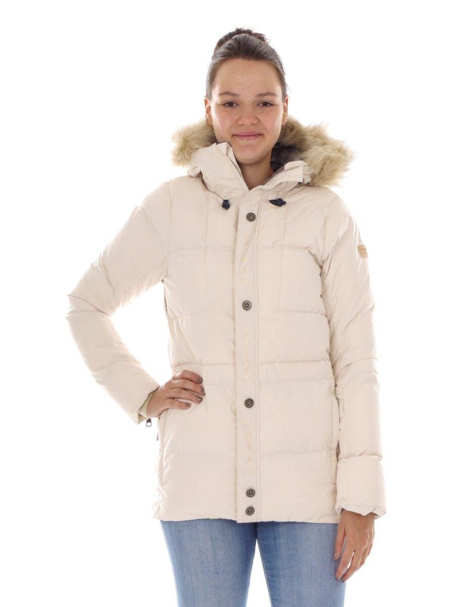 O 'Neill Parquea pantalón abrigo invernal blancoo Glow Hybrid hyperdry caliente
