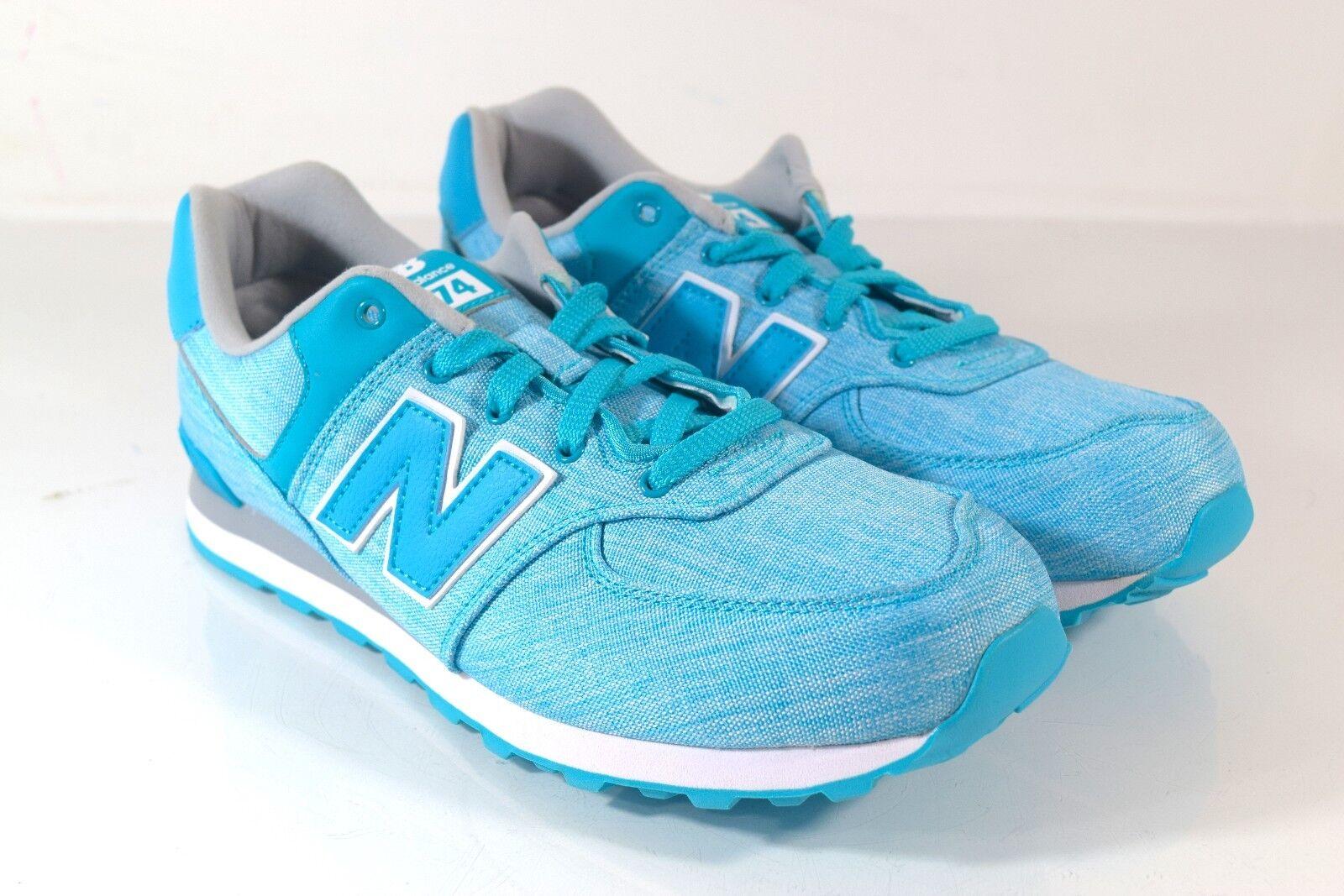 New Balance 574 Textile Sneaker Shoes (US Men's Size 7 / women Size 8.5)