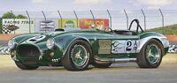 Revell Germany 1/24 Shelby Cobra 427 S/c Model Kit Rvl07367 07367