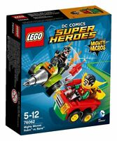 LEGO Super Heroes 76062 Robin vs Bane DC Mighty Micros Serie 1