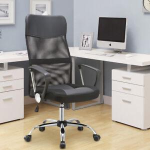Poltrona Girevole X Ufficio.Poltrona Scrivania Sedia Girevole Per Ufficio Direzionale Tessuto A