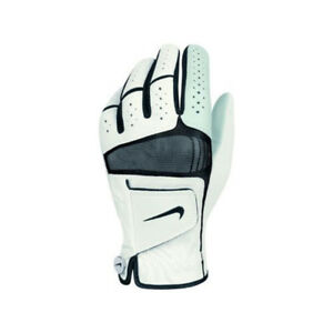 Nike-Tech-Xtreme-IV-Men-039-s-Golf-Glove-White-Pick-Hand-and-Size