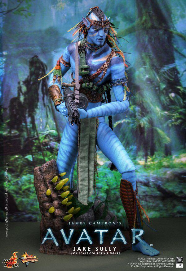Hot Toys MMS159 Avatar Jake Sully 16 figura MMS159 En Stock