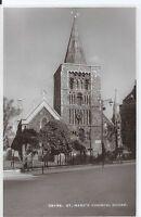 Postcard - St Marys Church Dover Kent