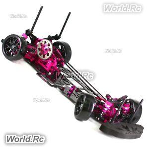 Jantes-en-alliage-1-10-amp-Carbone-AWD-drift-racing-car-frame-Body-Kit-pour-Sakura-D4-EP