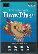 Drewplus x5 DVD powerful graphics studio Art  Windows 10.8.7.XP Vista free post