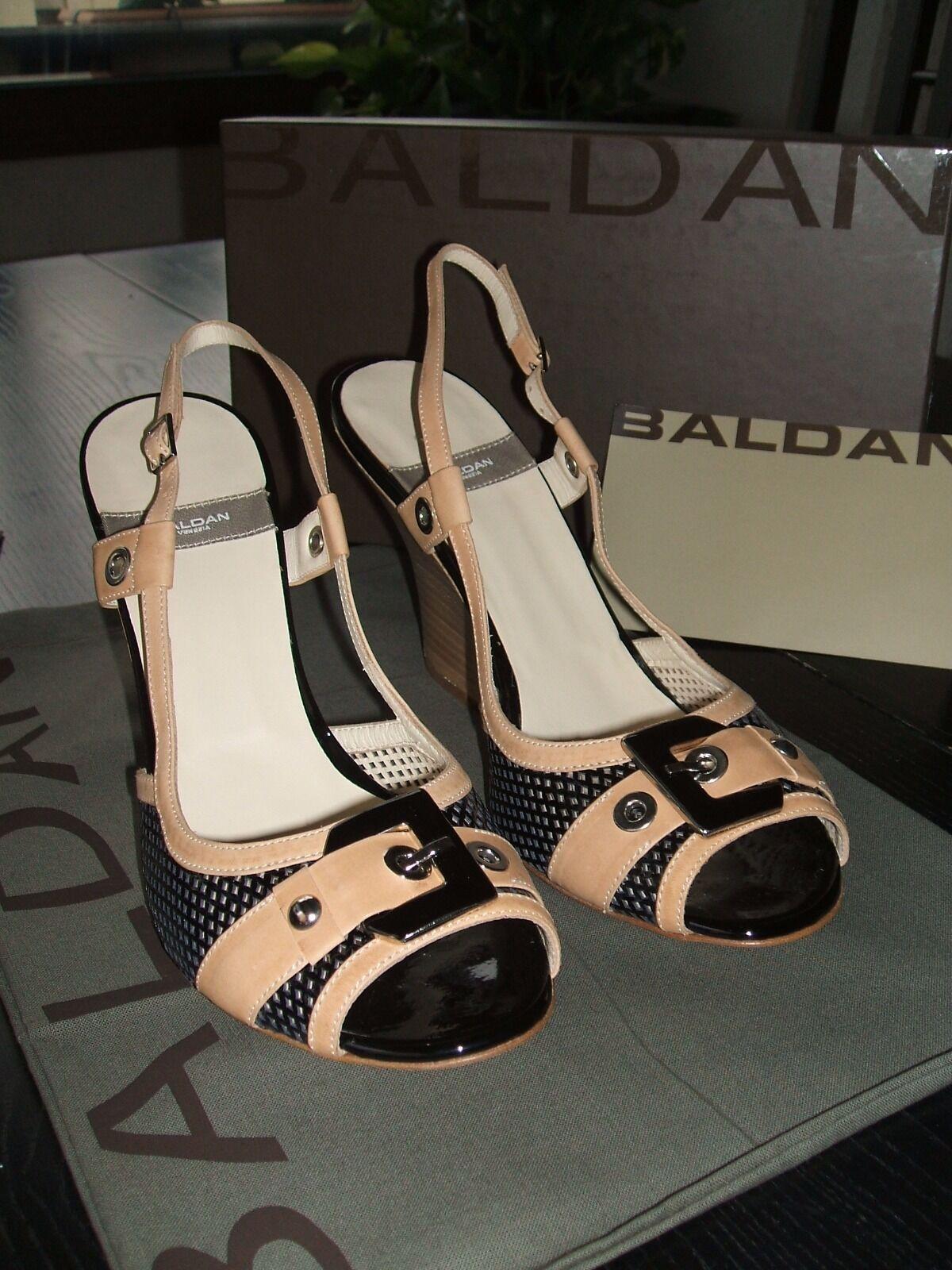 Magnifiques Magnifiques Magnifiques Sandales  Baldan Venezia  NEUVES JAMAIS PORTEES 863d60