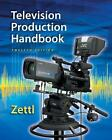 Television Production Handbook 9781285052670 by Herbert Zettl Hardback
