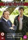 Neil Dudgeon Gwilym Lee-midsomer Murders Series 17 - The Ballad of Midsdvd