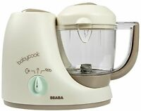 Beaba Babycook Classic Baby Food Maker In Latte Mint
