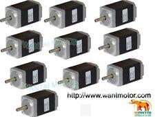 3d Printer 10pcs Nema11 Wantai Stepper Motor 1200gcm Amp 067a 2phase 28bygh501