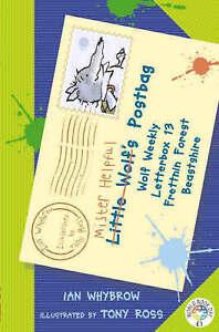 Little-Wolf-039-s-Postbag-Whybrow-Ian-Very-Good-Book