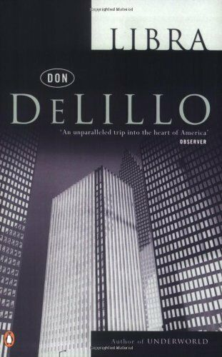 Libra,Don DeLillo- 9780140127119