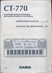 casio ctk 671 manual
